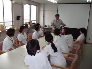 平成26年6月 消防訓練